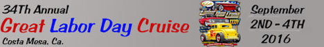 The Great Labor Day Cruise XXXIV